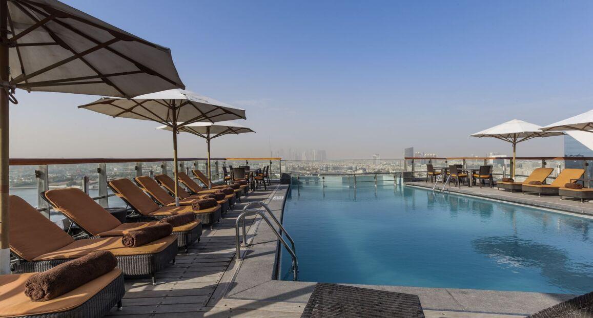 Hilton Dubai Creek - Dubaj - Zjednoczone Emiraty Arabskie