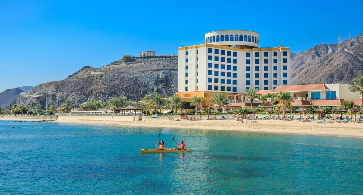 Oceanic Khorfakkan Resort & SPA  - Fujairah - Zjednoczone Emiraty Arabskie