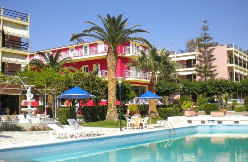 Hotel Brati Arcoudi