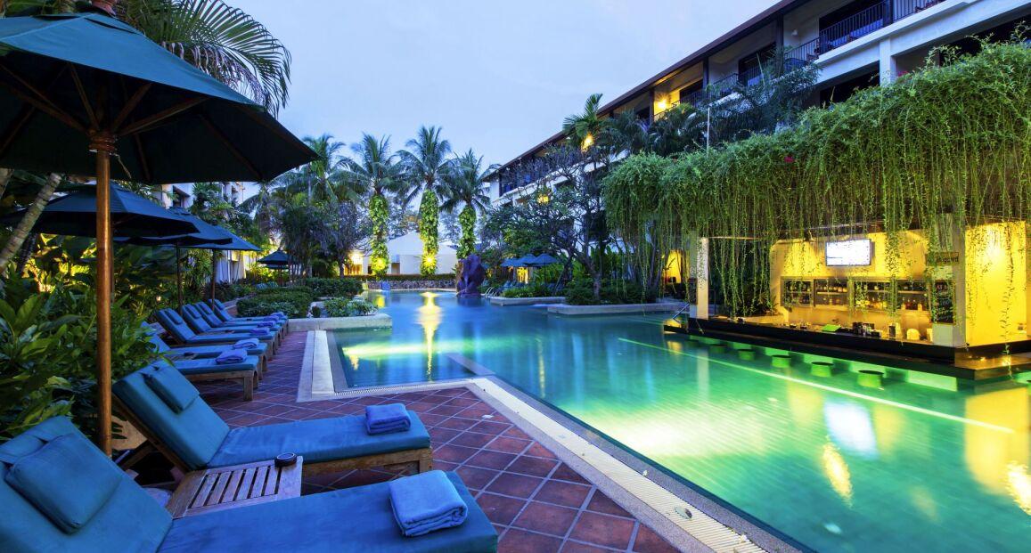 BanThai Beach Resort & Spa - Wyspa Phuket - Tajlandia