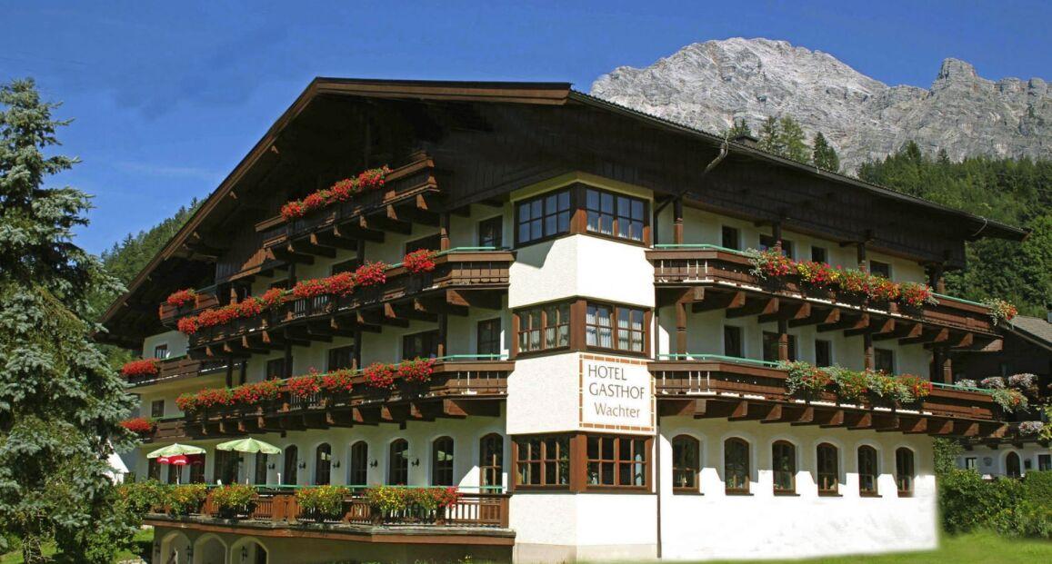 Hotel Wachter - Kraj Salzburski - Austria