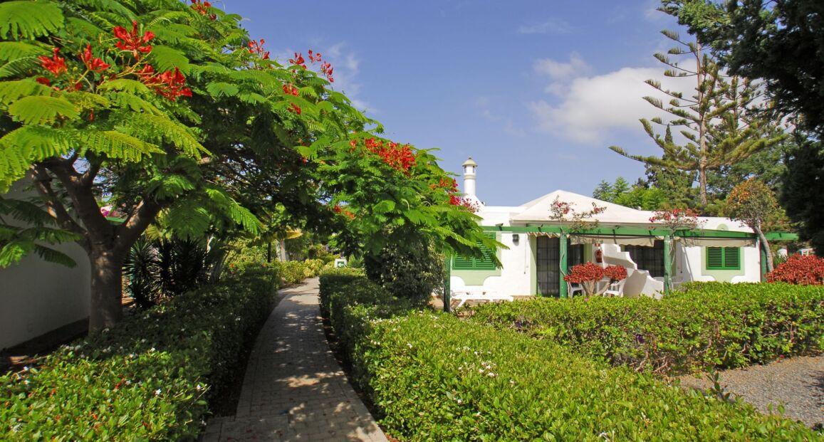 Bungalows cordial sandy golf gran canaria wyspy for Bungalows jardin dorado gran canaria