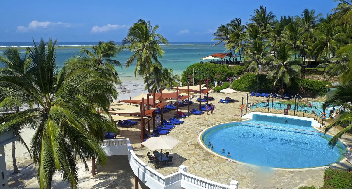 Voyager Beach Resort - Kenia