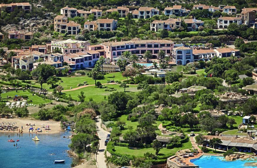 Hotel Le Palme & Resort - Porto Cervo