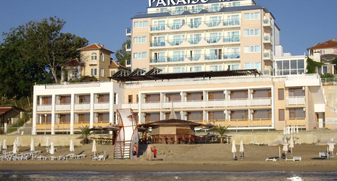 Paraiso Beach - Riwiera Bułgarska - Bułgaria